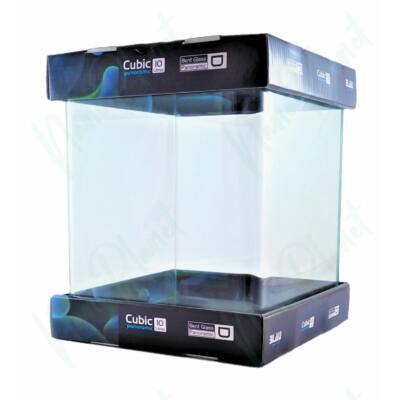 BLAU Cubic akvárium (10 Literes)