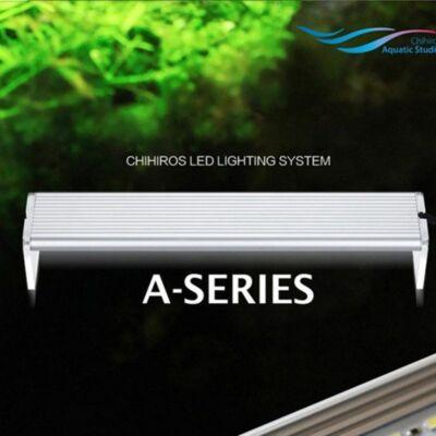"""Chihiros """"LED-A"""" széria világítás"""