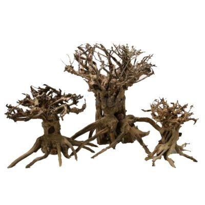 Mammoth-bonsai dekorációs fa