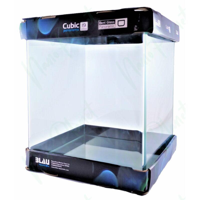BLAU Cubic akvárium (20 Literes)