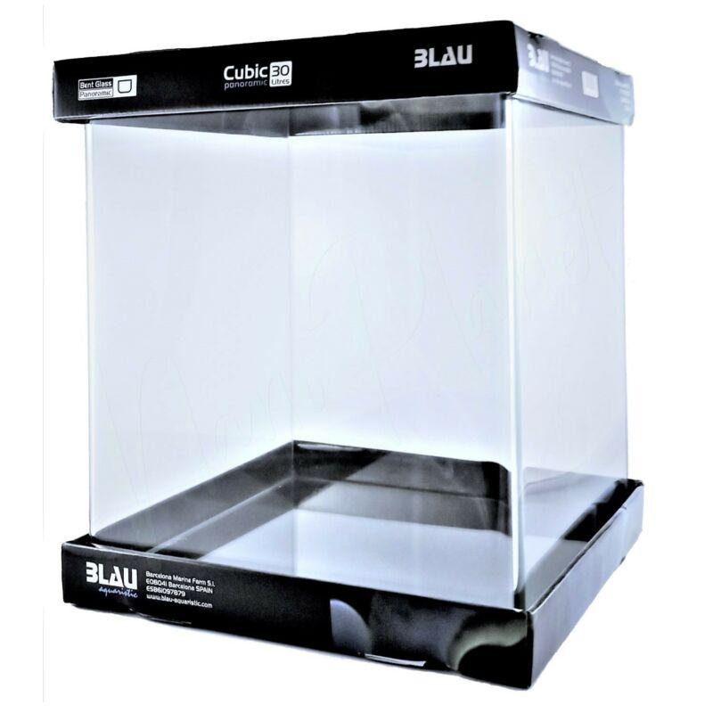 BLAU Cubic akvárium (30 Literes)