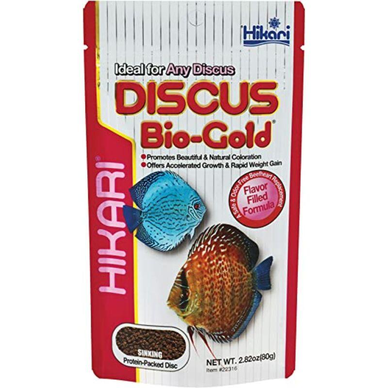 Hikari Discus Bio-Gold (diszkoszhalaknak)