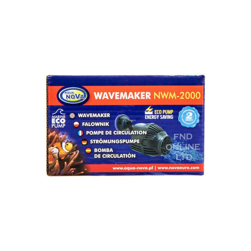 Aqua Nova NWM - 2000 áramoltató