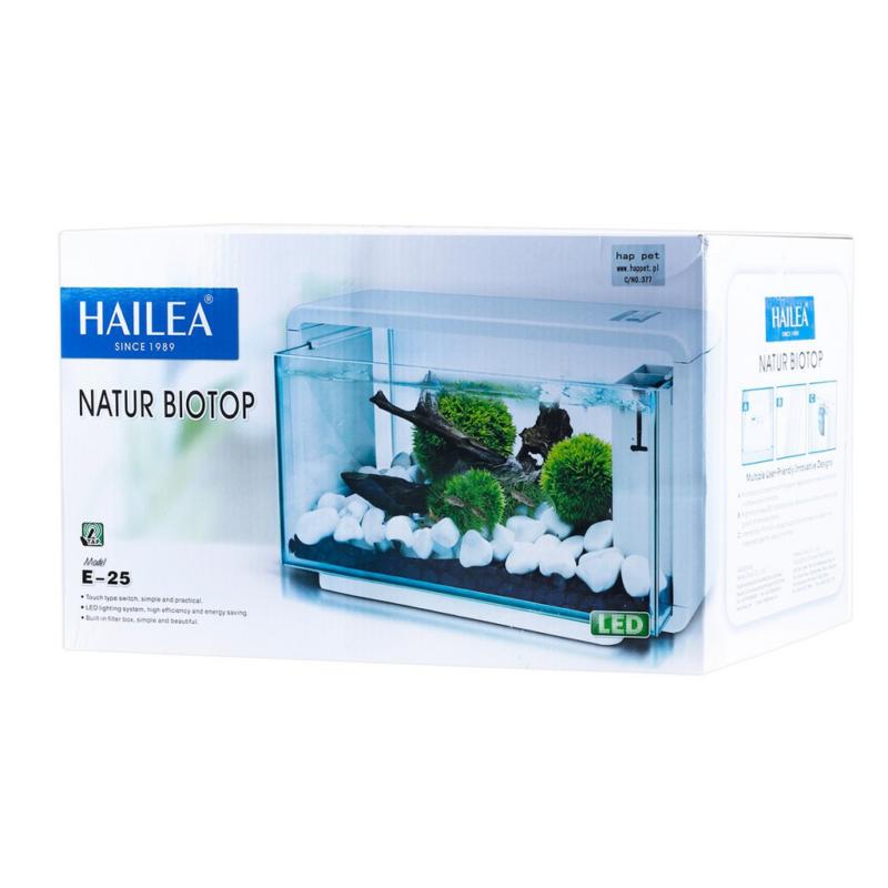 Hailea Natur Biotop E-25 nano szett