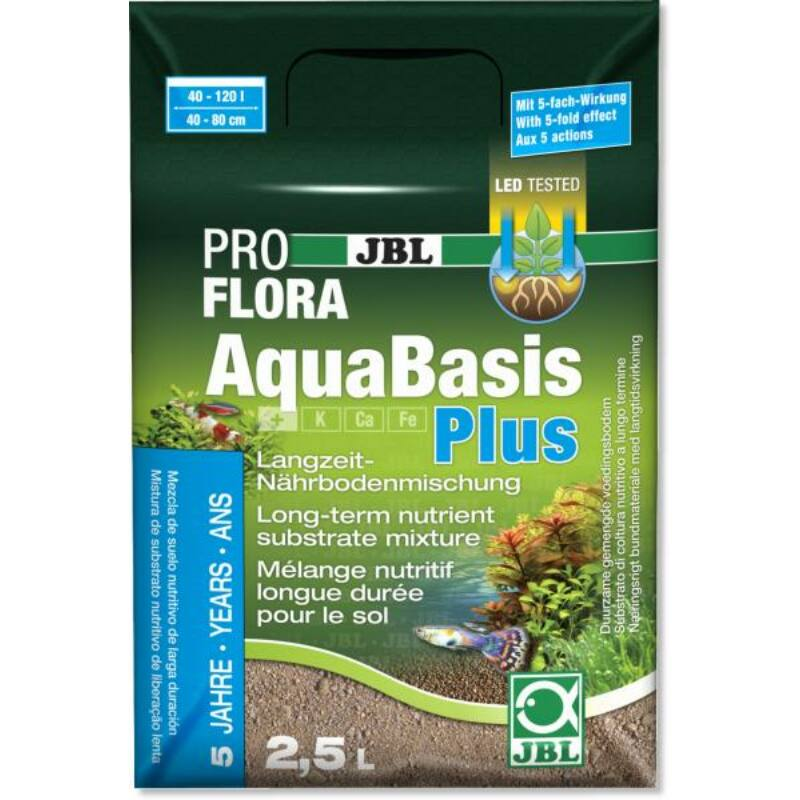 JBL Aquabasis Plus növény táptalaj