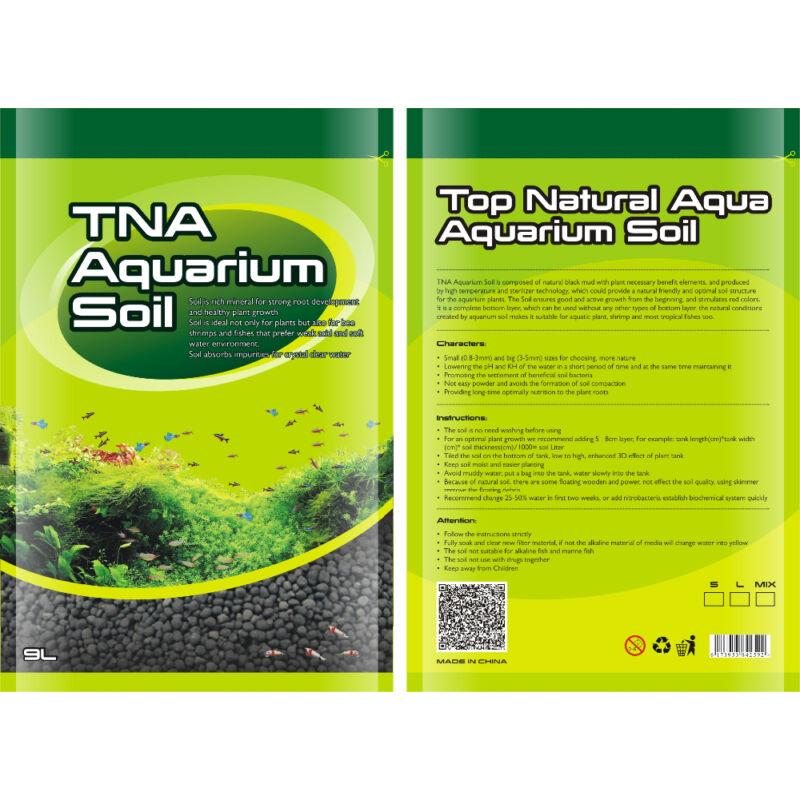 TNA akvárium általános növény talaj